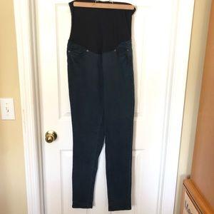 Maternity Skinny Jeans Sz L